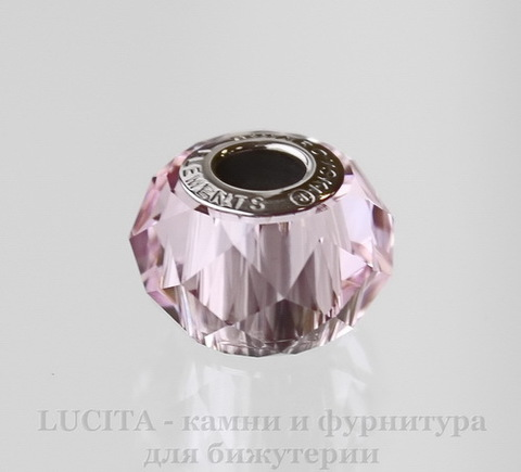 5948 Бусина Сваровски BeCharmed Briolette Rosaline 14х9 мм ()