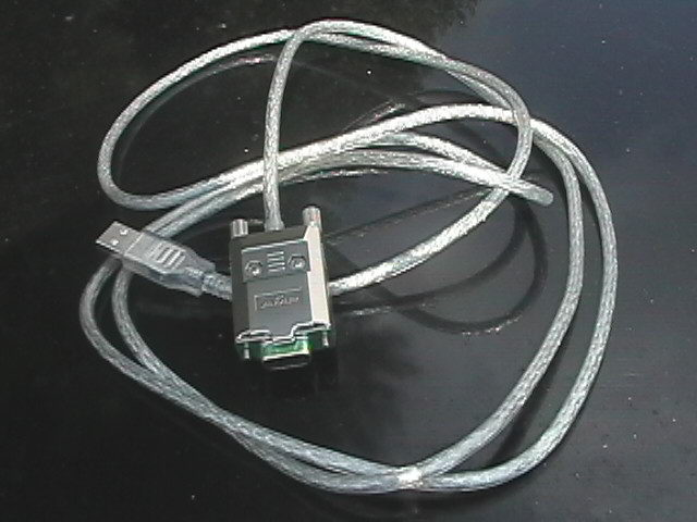 USB Кабель для ЭБУ GReddy E-Manage Blue