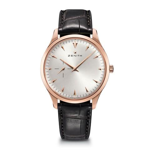 Купить Наручные золотые часы Zenith 18.2010.681/01.C498 Ultra Thin по доступной цене