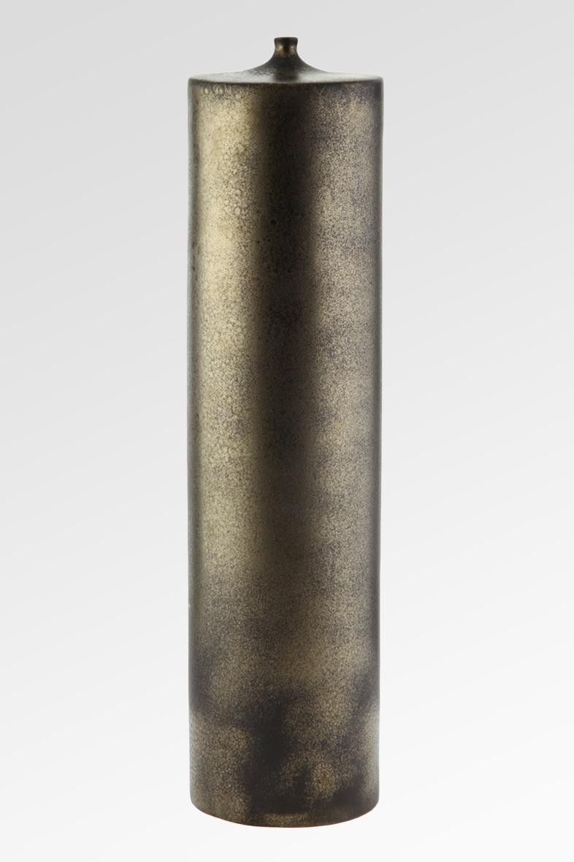Вазы настольные Элитная ваза декоративная Bronze Сylinder высокая от S. Bernardo predmet-dekora-sbernardo-brovze-vaza-vysokaya-portugaliya.jpg