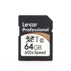 SDXC I 64 Gb Lexar Professional 600x