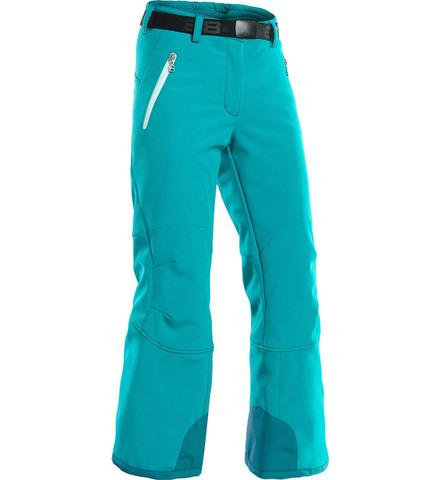 Брюки горнолыжные 8848 Altitude  Wilbur  детские Turquoise