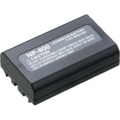 Аккумулятор Konica Minolta NP-800 Батарея для фотоаппарата Коника Минолта DG-5W, DiMAGE A200