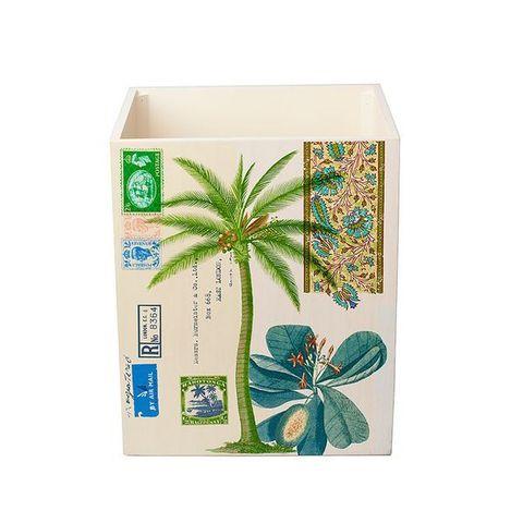 Ведро для мусора Butterfly Palm от Croscill Living