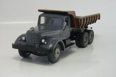 YaAZ-210E Tipper handmade USSR 1:43