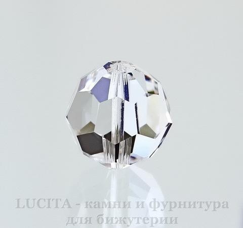 5000 Бусина - шарик с огранкой Сваровски Crystal 14 мм
