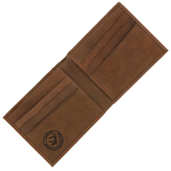 Портмоне WENGER, цвет коричневый, 11*9 см (WEW012.70)