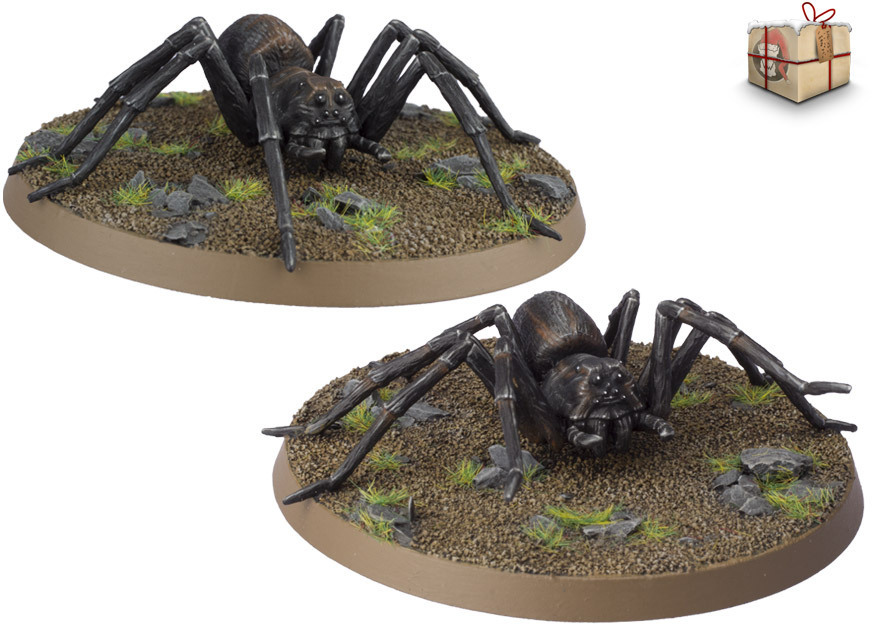 Mirkwood Spiders