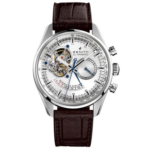 Купить Наручные часы Zenith 03.2080.4021/01.C494 El Primero по доступной цене
