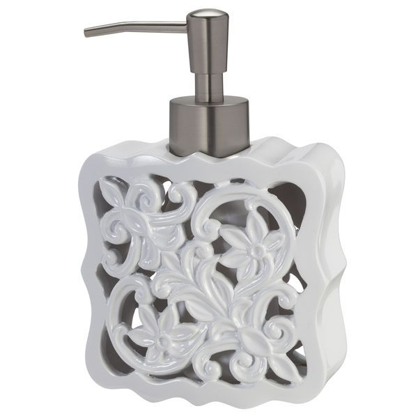 Дозаторы для мыла Дозатор для жидкого мыла Creative Bath Belle dozator-dlya-zhidkogo-myla-belle-ot-creative-bath-ssha-kitay.jpg