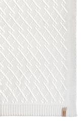 Элитный плед детский Imperio 172 белый от Luxberry