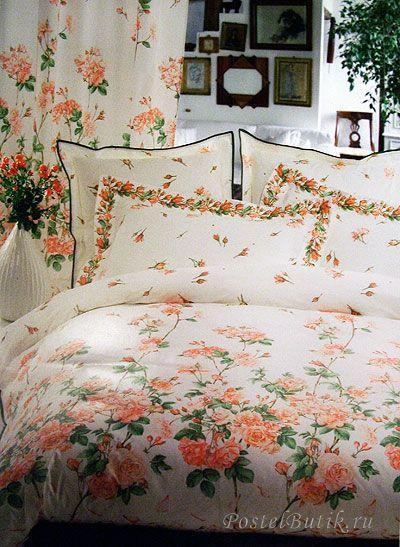 Наволочки для сна Наволочки 2шт 70x70 Mirabello La Vie en Rose navolochki-La-Vie-en-Rose-mirabello.jpg