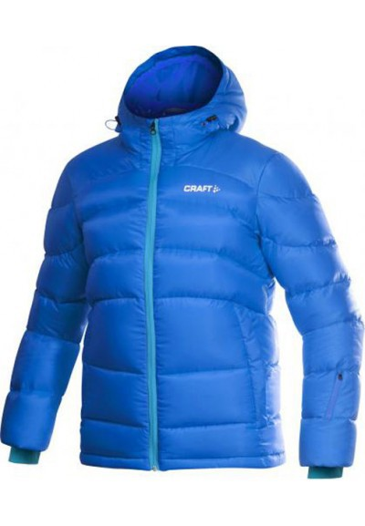 Куртка Craft Alpine Down Blue женская