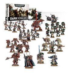 Dark Vengeance: 7 edition