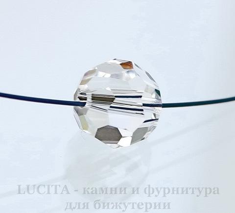 5000 Бусина - шарик с огранкой Сваровски Crystal 8 мм