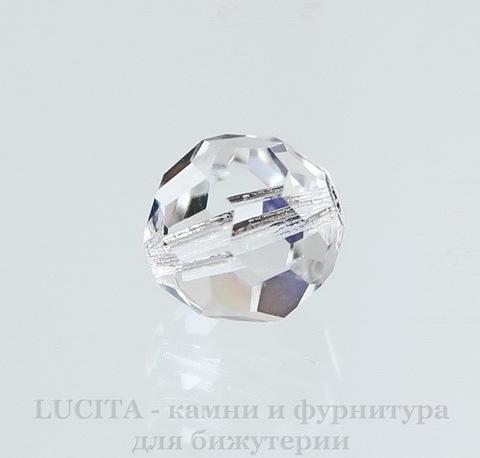 5000 Бусина - шарик с огранкой Сваровски Crystal 10 мм