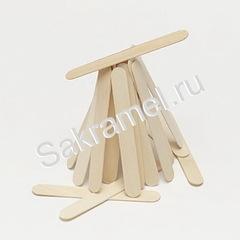 Шпатель деревянный (Дерево,100 шт/упк)