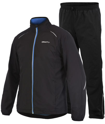 Костюм Craft Active Run Wind мужской Black
