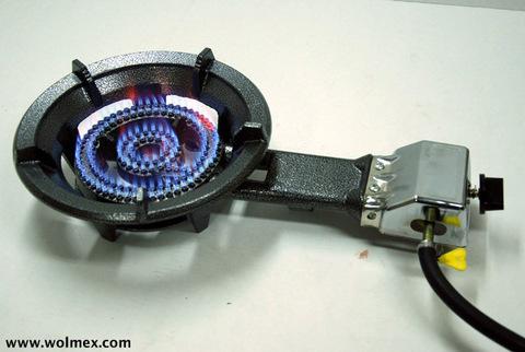 Горелка газовая, Wolmex CGS-8.5R1, 8,5 кВт.
