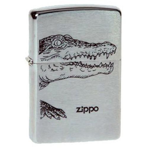 Зажигалка Zippo Alligator (200)