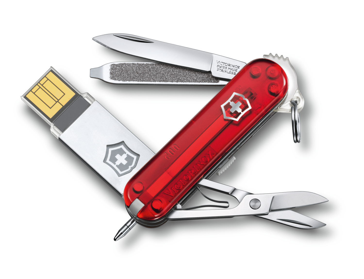 Victorinox@work USB 16GB (4.6125.TG16B)