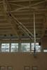 Ферма баскетбольная поднимающаяся к потолку с электроприводом