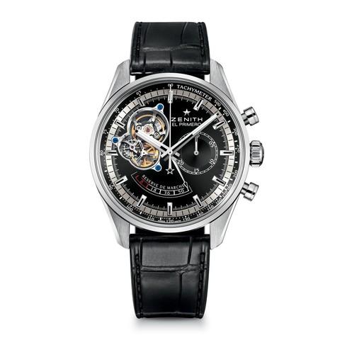 Купить Наручные часы Zenith 03.2080.4021/21.C496 El Primero по доступной цене