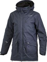 Куртка-Парка тёплая удлинённая Craft Parker Blue мужская