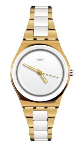 Купить Наручные часы Swatch YLG122G по доступной цене