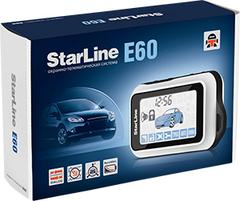 Автомобильная сигнализация StarLine E60