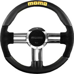 Руль MOMO V6 Evo Nero