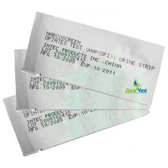 Тест-полоска NARCOSCREEN  амфетамин (AMP) в моче