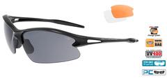 Спортивные очки goggle Condor black