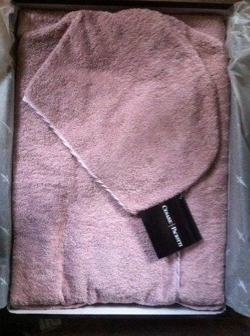 Элитный халат махровый Diva от Cesare Paciotti