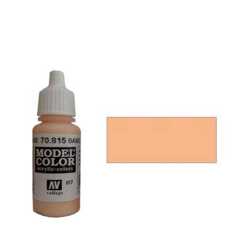 017. Краска Model Color Телесный Базовый 815 (Basic Skintone) укрывистый, 17мл