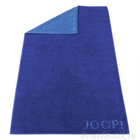 Полотенце 50x100 Cawo-JOOP! Classic Doubleface 1600 синее