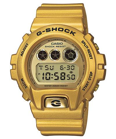 Купить Наручные часы Casio DW-6900GD-9DR по доступной цене