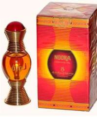 Духи натуральные масляные NOORA / Нура / жен/20 мл / ОАЭ/Swiss Arabian