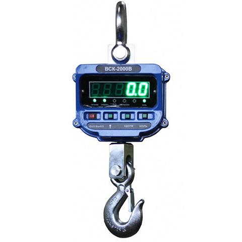 Весы крановые ВСК-2000В