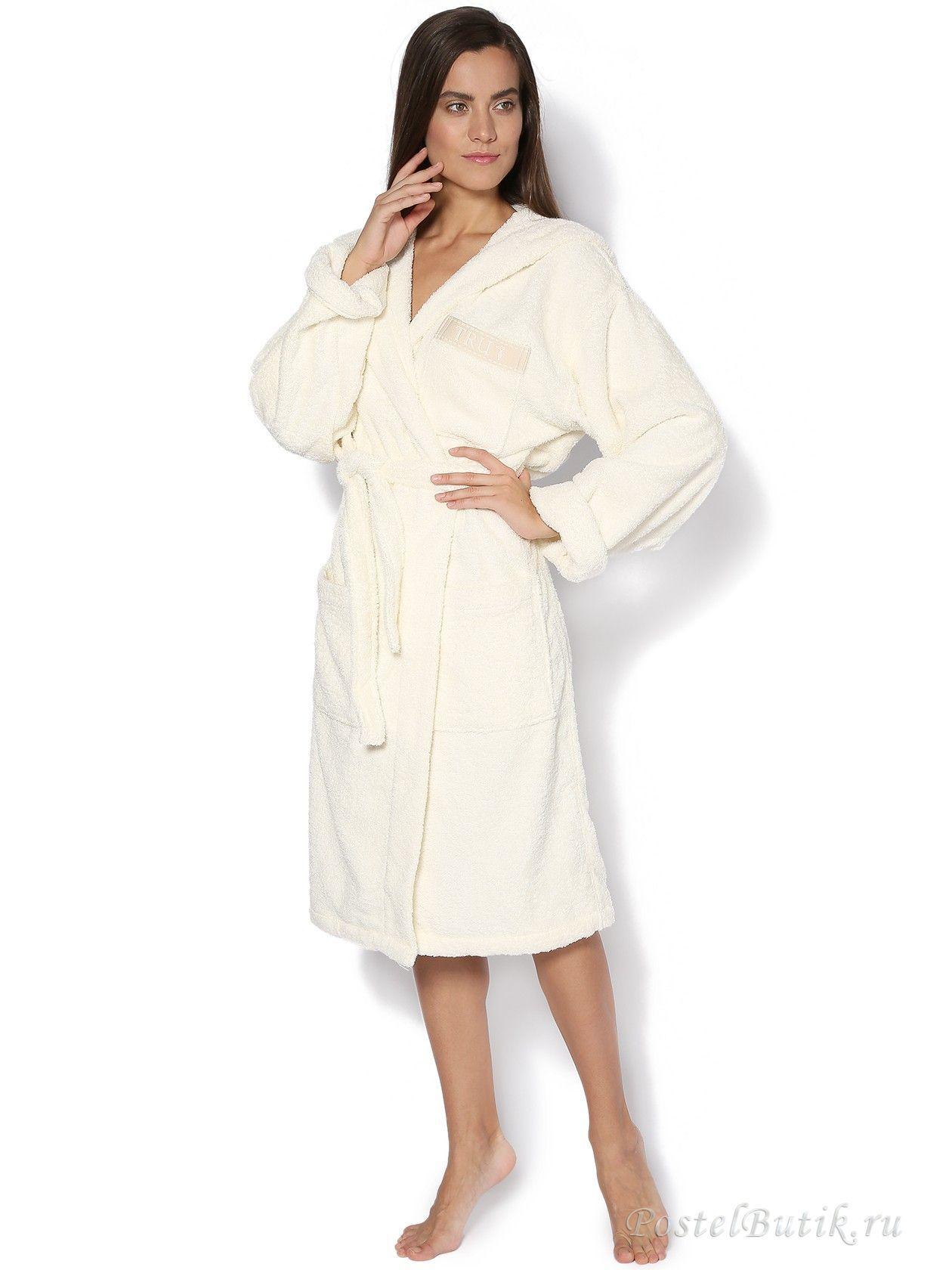Халаты Элитный махровый халат Golf ваниль от Trussardi elitniy-halat-golf-vanil-ot-trussardi-italiya.jpg
