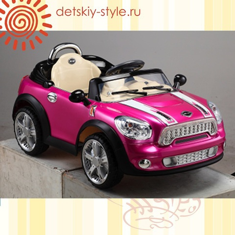 Mini Cooper 118 (Металлик)
