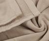 Элитная простыня для укрывания Simple мокко от Luxberry