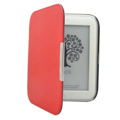 Чехол Hard Case Magnetic Cover для Barnes & Noble Nook GlowLight 2013 Red Красный