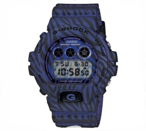 Купить Наручные часы Casio DW-6900ZB-2DR по доступной цене