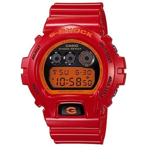 Купить Наручные часы Casio DW-6900CB-4DS по доступной цене