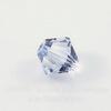 5328 Бусина - биконус Сваровски Crystal Blue Shade 6 мм, 5 штук ()