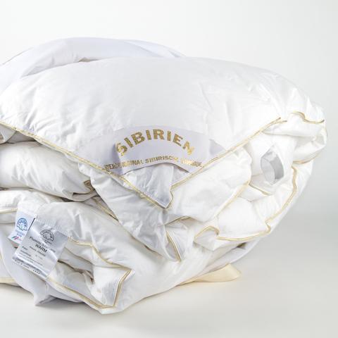 Элитное одеяло пуховое 200х220 Siberiano от Daunex