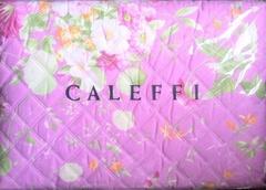 Элитное покрывало Ikebana от Caleffi