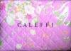 Покрывало 170x270 Caleffi Ikebana Слоновая кость