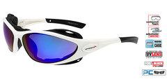 Спортивные солнцезащитные очки goggle AYURA white